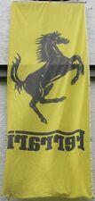 Original Ferrari dealership flag