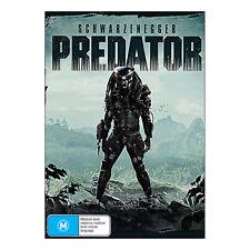 Predator DVD Brand New Region 4 Aust. - Arnold Schwarzenegger