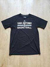 Mens Adidas Nba San Antonio Spurs Basketball Tshirt Large Ultimate Tee Large