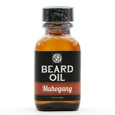 WSP Beard Oil Conditioner (Mahogany) Natural & Hand Crafted in America