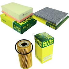 Mann-filter Set for Nissan Qashqai II J11 J11_1.6 DCI Bj.13-17