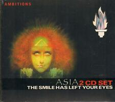 Asia(2CD Album)The Smile Has Left Your Eyes-Eagle Rock-223118-311-Germa-New