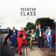 K-pop Teen Top - Teen Top Class (4th Mini Album) + Photobook (TTOP04MNP)