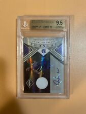 Hassan Whiteside BGS 9.5/10 2010 RPA Limited Jersey Auto RC Kings Gem Mint