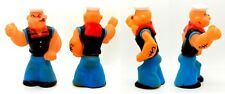 Popeye Figura In Gomma King Features Syndicate Inc. h. cm 11