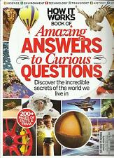 HOW IT WORKS BOOKS OF AMAZING ANSWERS TO CURIOUS QUESTIONS   NO.2  PRINTED IN UK