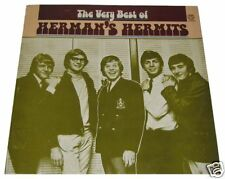 Philippines the very Best of HERMAN'S HERMITS LP Record