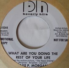JAYE P. MORGAN ~ WHAT ARE YOU DOING? 45 on BEVERLY HILLS ~ HEAR IT!