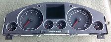 Original VW Phaeton W12 Instrument cluster speedometer 3D0920881P / 0263619200