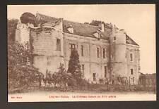 LIZY-sur-OURCQ (77) CHATEAU du XIII° Siecle