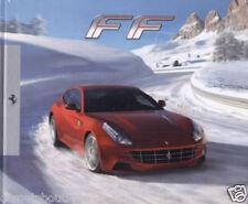 Official Ferrari FF Hardcover Brochure   95993343