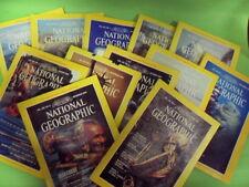 NATIONAL GEOGRAPHIC. ANNATA COMPLETA 1984. 12 NUMERI IN INGLESE
