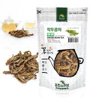 Medicinal Korean Herb, Sword Bean Tea 작두콩차 Dried Bulk Herb Tea 3oz / 86g
