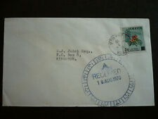 Postal History - Jamaica - Scott# 305 on Cover to Kingston, Jamaica