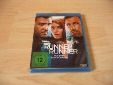Blu Ray Runner Runner - Nur einer kann gewinnen - Justin Timberlake Ben Affleck