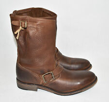 "New Vintage Boot Collection 'Veronica"" Boots Size 8.5 M Engineer Biker Moto"