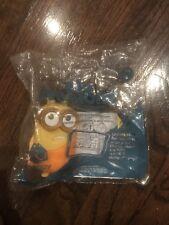 *New* 2015 McDonald's Happy Meal MINIONS  - Talking Caveman Minion Toy #5 WTF