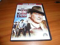 The Sons of Katie Elder (DVD, 2001 Widescreen)