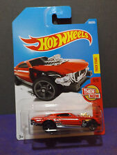2017 Hot Wheels PROJECT SPEEDER, THEN AND NOW Series 6/10 Long Card New M Case.