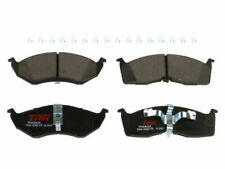 For 2000 Chrysler Grand Voyager Brake Pad Set Front TRW 46743MZ Semi-Metallic