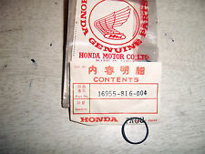 ORIGINAL HONDA FUEL TAP PET-COCK PRESSUREWAVY WASHER CB250K CB450K 16955-816-004