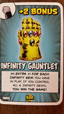 Munchkin Marvel Infinity Gauntlet Promo Card SJ Games USAopoly Avengers End War