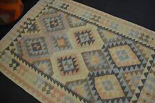 nr 11 Handgewebter ORIGINAL Teppich AFGHAN KILIM KELIM ca 150 x 105 cm. NEU