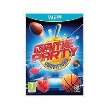 Videojuegos de deportes de Nintendo Wii U PAL
