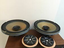 Goodmans TwinAxiom 10 speakers and Goodmans model DLM-2 tweeters