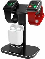 Dhouea Compatible 2 In 1 Watch Stand Replacement Apple Watch Iwatch Charging Doc