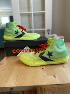 CONVERSE ALL STAR PRO BB HIGH GRINCH NOCTURNAL 2019 SIZE 12 NDS 166322C W/BOX