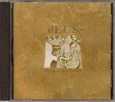 dEUS ◄◄ MY SISTER = MY CLOCK - 1995 ISLAND RECORDS CD ALBUM 524 086-2