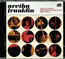 ARETHA FRANKLIN - ATLANTIC SINGLES COLLECTION (1967-1970) 2 CD - 34 TRACKS - NEW