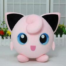 "Anime Pokemon Jigglypuff Pink plush doll Soft TV Movie Toys stuffed Cosplay14"""