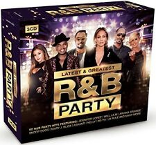Various Artists - Latest & Greatest R&B Party / Various [New CD] UK - Import