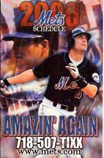 Robin Ventura 2000 New York Mets Team Schedule Fox Sports Net