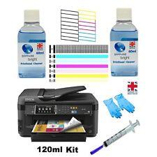 Epson Nozzle Unblocker 120ml Printhead Cleaner Wf-3010 3010dw