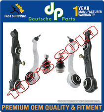 Mercedes W211 E CLS Front Left Right Lower Thrust Control Arm Arms Ball Joints 6