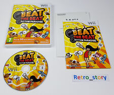Nintendo Wii - Beat The Beat : Rhythm Paradise - PAL - FRA