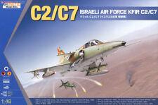 1/48 Kinetic Israeli C2/C7 IAI Kfir #48046