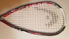Head Microgel Ct 135 Metallix Squash Racquet