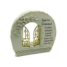 David Fischoff Special Grandad Gates To Heaven Grave Memorial Ornament