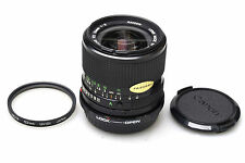 Canon FD 24mm F2 N + Hama EF-FD Conversion