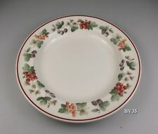 "WEDGWOOD PROVENCE QUEENSWARE BREAD & BUTTER PLATE  6"" - SET OF 4 PLATES"