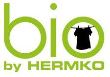 HERMKO 93015 Maillot de corps pour hommes en coton bio