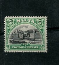 Malta SG208, 1930, KGV, MH