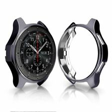Case Cover For Samsung Galaxy Watch Gear S3 Shell Guard Soft Bumper Clear Casual