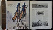Revue  L'ILLUSTRATION 1931 -2- (Exposition Coloniale, Aviation ...)