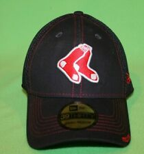 Boston Red Sox New Era MLB 39Thirty,StretchCap HAT - NWT - SIZE SMALL/MEDIUM
