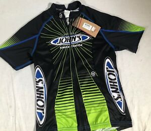 Canari Womens Cycling Jersey Size Small NWT